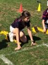 Campeonas en Atletismo
