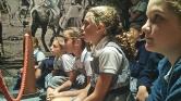 Nuestras alumnas en El Éxodo