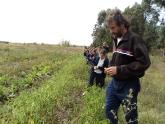 Visitamos la Granja Mapuche