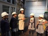 Visitamos una planta arrocera